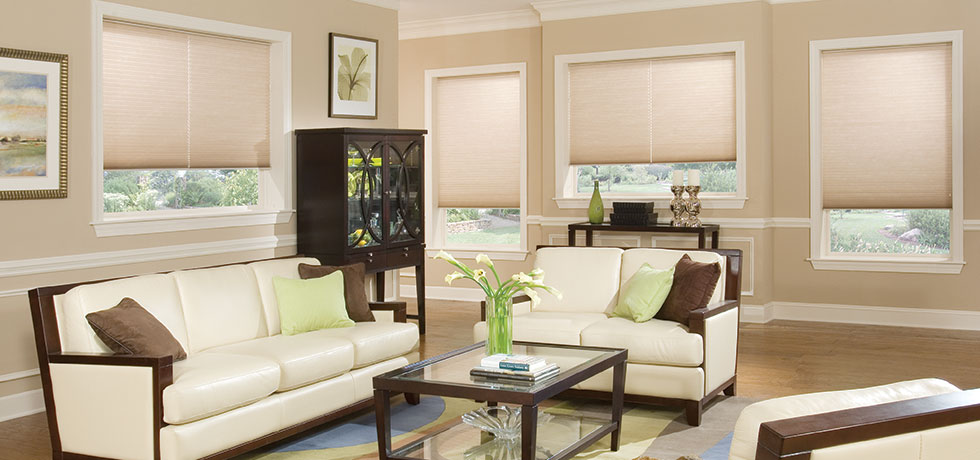Honeycomb/Cellular Shades