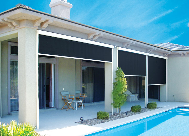 Blinds, Shutters, & Shades Dallas Plano Allen FriscoRetractable ...